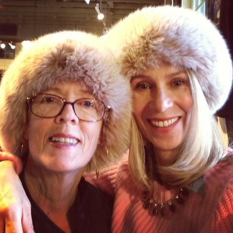 Dr. Zhivago fur hats