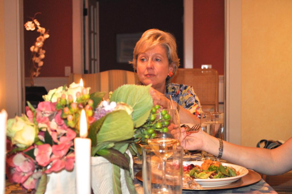 Thanksgiving table, Thanksgiving recipes