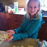 Baking Christmas cookies 2012