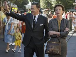 Tom Hanks and Emma Thompson in Saving Mr. Banks
