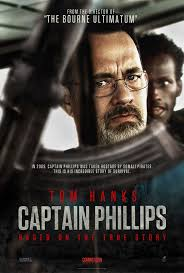 Captain Phillips, the movie with Tom Hanks