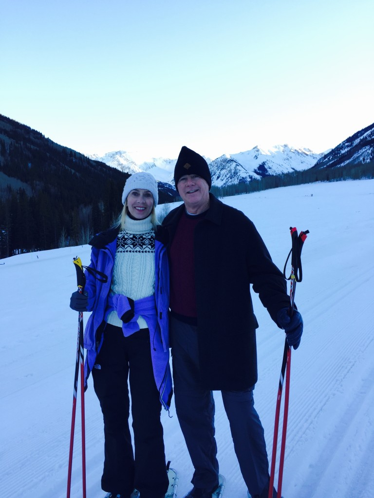 Snowshoeing to the Pine Creek Cookhouse in Aspen