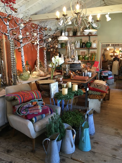 Tancredi & Morgen, located just south of Carmel-by-the-Sea.