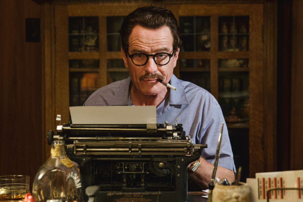 Trumbo. Happy Weekend. Trueheartgal.