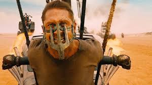 Golden Globe Nominee, Mad Max Fury Road, Trueheartgal