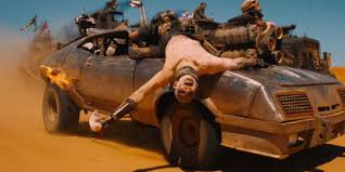 Golden Glove Nominee, Mad Max Fury Road
