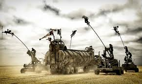Golden Globe Nominee, Mad Max Fury Road