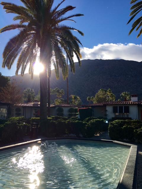 Avalon Palm Springs hotel, Palm Springs, Desert get-away, hip travel, senior travel, Trueheartgal,