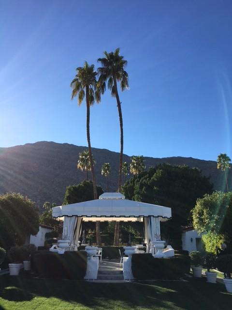 Avalon Palm Springs Hotel, Desert, Palm Springs, Trueheartgal