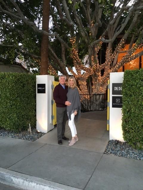 Avalon Hotel, Palm Springs, desert get-away, senior travel, hipster grandparents