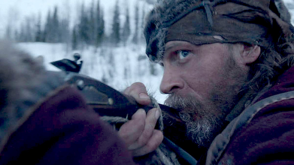 Tom hardy as John Fitzgerald in the Oscar nominated movie, The Revenant. Tom Hardy, The Revenant, Oscars, Academy Awards, Oscar nominees, Best Supporting Actor, Trueheartgal