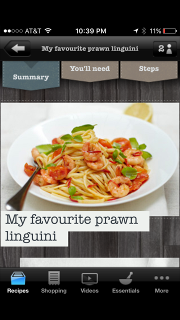 last minute meals, last minute meal, Trueheartgal, prawn linguini, jamie oliver, dinner, recipe, pasta dinner
