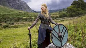 Female Viking. Ways to make a difference.